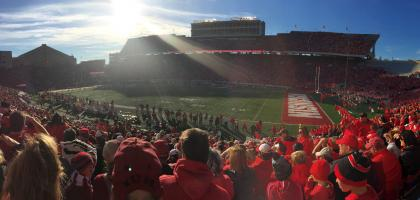 2016-11 - Madison WI - Badgers Game